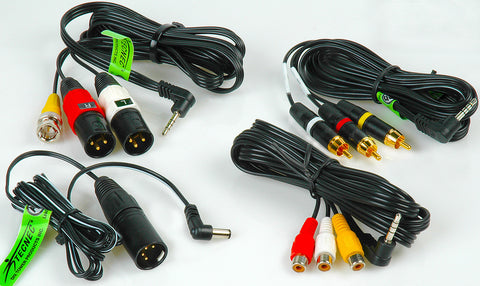 Delvcam DELV-7XL-CBLPK Cable Pack for DELV-7XL Series LCD Monitors