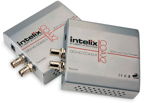 Intelix DIGI-HD-COAX2-R HDMI Over Coaxial Extender Receiver