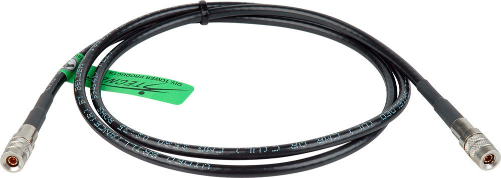 3G SDI DIN1.0/2.3 to DIN 1.0/2.3 Cable with Belden 1855A 1FT