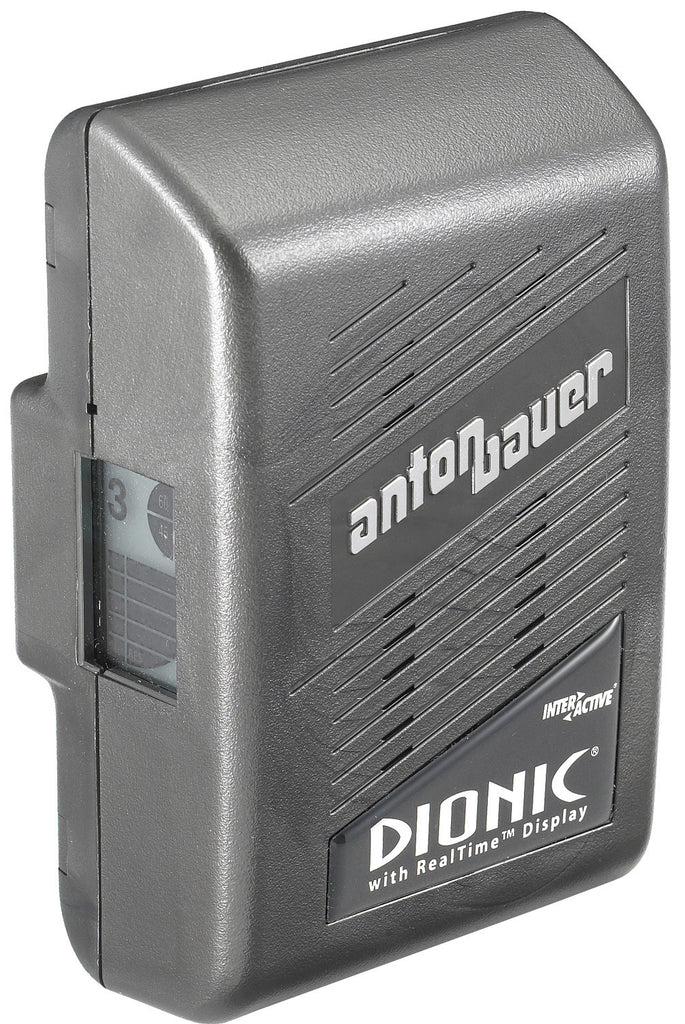 Anton Bauer Dionic 90 Logic Series Digital Battery 14.4V 90 Watt Hour