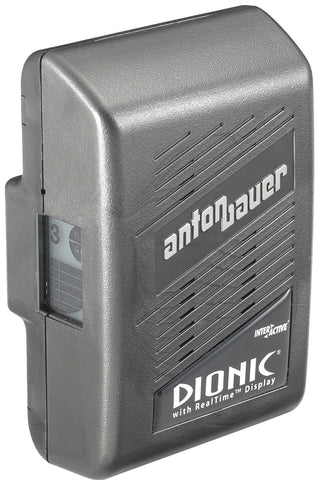 Anton Bauer Dionic 160 Logic Series Digital Battery 160 Wh 14.4V