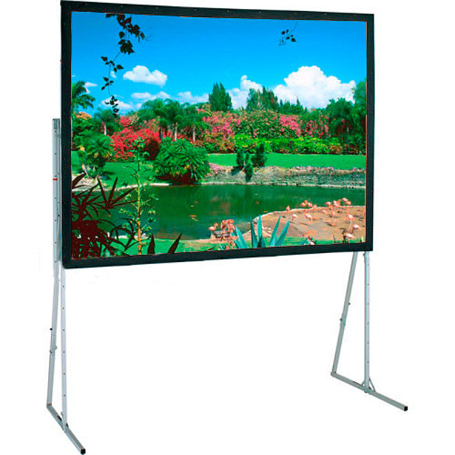 Draper 241009 10FT NTSC Flexible Matt White Ultimate Folding Screen