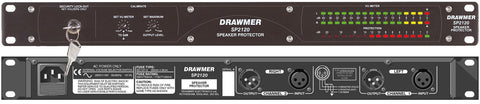 Drawmer Tamper Proof Cover for SP2120