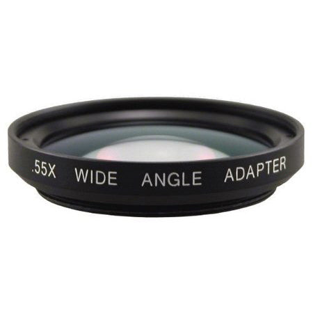 .55X Wide Angle Reversible Adapter with 58mm Threads