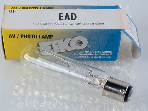 12 Volt 35 Watt Lamp with Ba15d Base