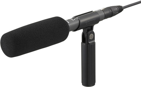 Sony ECM-673 Supercardioid Short Shotgun Microphone