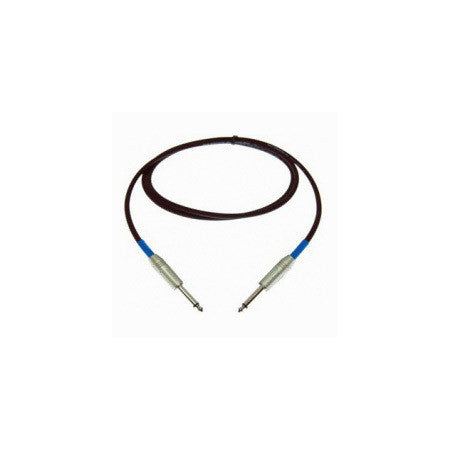 ProCo Sound Sound EG-10 Excelline Guitar Cable 20AWG Dual Shielding and Amphenol ACPM-GN plugs 10FT
