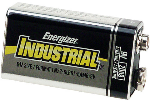 A high quality Image of Energizer Industrial 9V Battery
