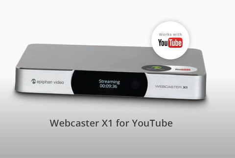 Epiphan ESP1235 Webcaster X1 for Youtube