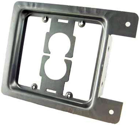 A high quality Image of Low Voltage Double-Gang Mounting Bracket