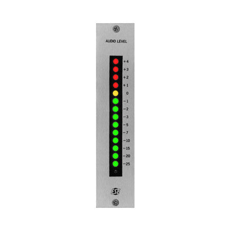 ESE ES-214 - Vertical Audio mini-Panel Mount