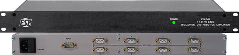 ESE 1x8 ASCII RS232 Time Distribution Amplifier
