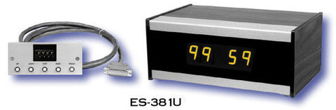 ESE 100 Minute Up/Down Timer with Rack Mount