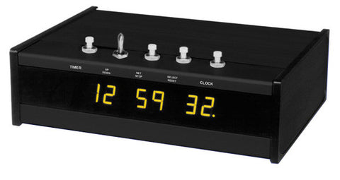 ESE .55in Combo Clock/Up and Down Timer - 12 Hour