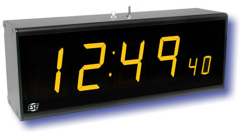 ESE 12-Hour Six Digit Clock Timer