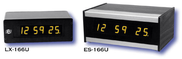 ESE LX-166U Time Code Remote Display