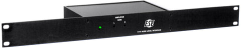 ESE Audio Level Impedance Interface with Rack Mount