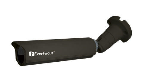 Everfocus EZ700B Outdoor 720+ TVL Day/Night 3.5-16mm Mini Bullet Camera - Black