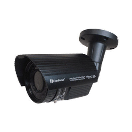 EverFocus EZ750 720+ TVL Outdoor True Day/Night Bullet Camera