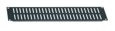 2 Space Anodized Slotted Vent Panel
