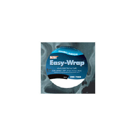 Easy Wrap General Purpose Electrical Tape 10pk- Blue