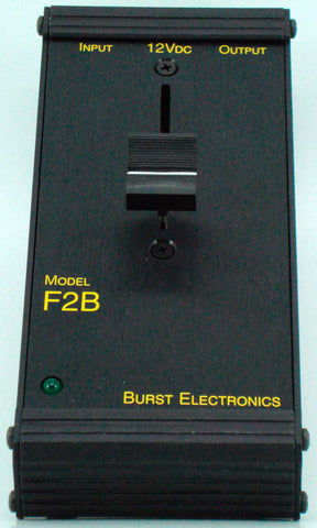 Burst F2B Fade To Black Module