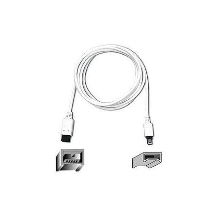 A high quality Image of Belkin F3N403-06-APL 9-Pin to 4-Pin FireWire Cable 6FT