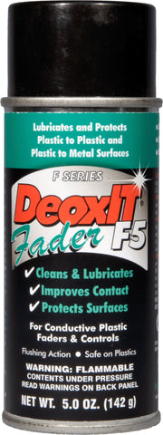 CAIG Laboratories DeoxIT FaderLube 142g Spray