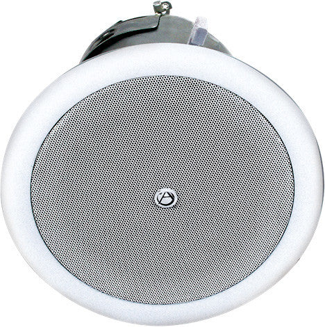 Atlas Sound FAP42T-UL2043 4 Inch 2-Way Weather Resistant Speaker (Pair)