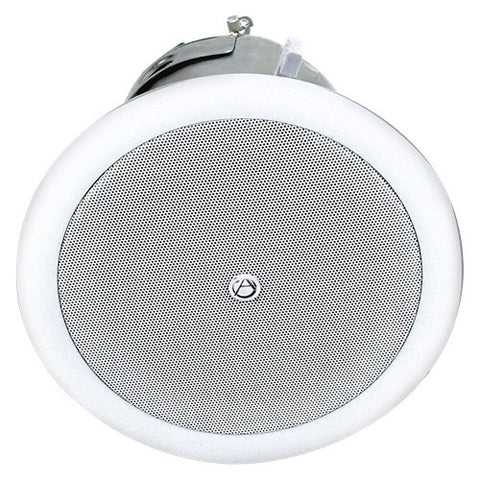 Atlas Sound FAP42T 4in 2-Way Weather Resistant Speaker System - White (Each)
