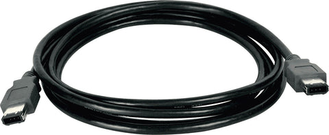 6-Pin to 6-Pin IEEE 1394 FireWire Cable 30FT