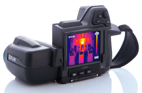 A high quality Image of FLIR T420 High-Sensitivity Infrared Thermal Imaging Camera