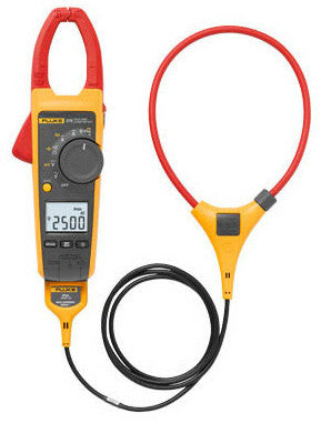 A high quality Image of Fluke 376FC True-rms AC/DC Clamp Meter with iFlex - B-Stock (Packaging is Worn)