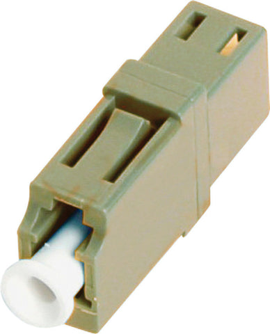 LC to LC Multimode Simplex Fiber Optic Coupler