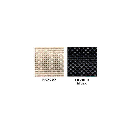 Acoustone FR7008 72 Inch Wide Speaker Fabric (Per Yard) Black