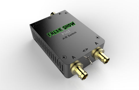 Freakshow HD Battery Powered 1x2 3G HD-SDI A/B Switch