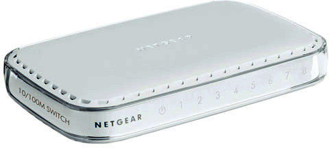 Netgear ProSafe FS608 Ethernet Switch