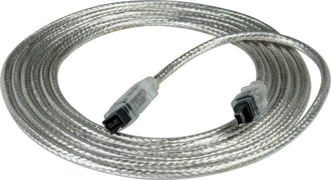 9-Pin to 4-Pin Firewire Cable 15FT