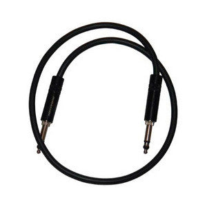 A high quality Image of Gepco ADC Longframe Patch Cord Black 7FT