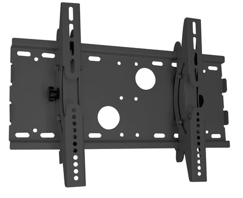 Bentley Mounts PLW-104B Tilt-Adjustable Plasma Wall Mount - Black