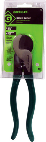 Greenlee 727 Cable Cutter With PVC Grips