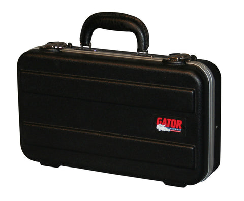 ABS Breifcase Style 6 Mic Carrying Case POLYETHYLENE