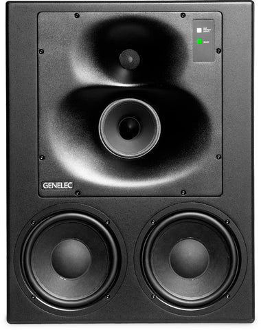 Genelec 1038CF 2 x 8 In. Tri-Amplified Active Monitor