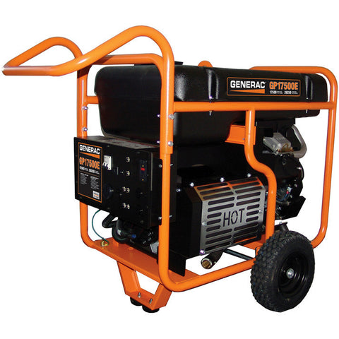 Generac GP17500E 17500 Watt Portable Power Generator