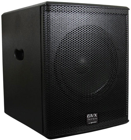 Gemini GVX-SUB12P Powered 12 Inch Subwoofer