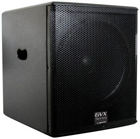 Gemini GVX-SUB15P Powered 15 Inch Subwoofer