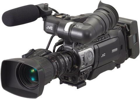 JVC GY-HM710U ProHD Shoulder Camcorder with 14x Canon Lens