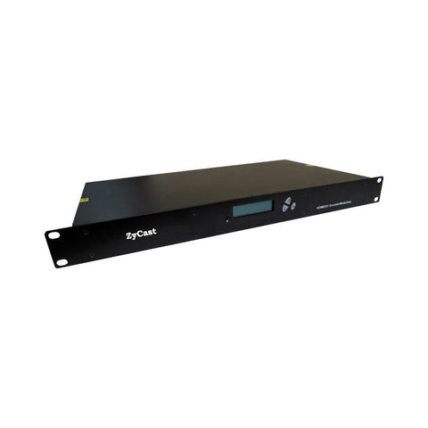 ZyCast HDME402 Four Program HD Encoder QAM Modulator - B-Stock (Repaired by Manufacturer)
