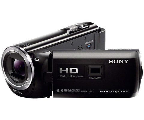 Sony HDR-PJ380 16GB Full HD Camcorder with Projector