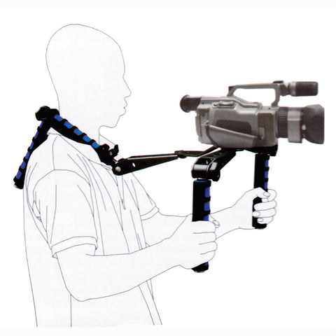 HDSLR Convertible Rig & Stabilizer for DSLR & Video Cameras